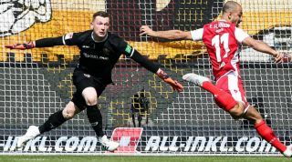 Markus Schubert Arsenal Dynamo Dresden
