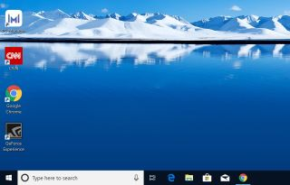How to create desktop shortcuts for web pages using Chrome