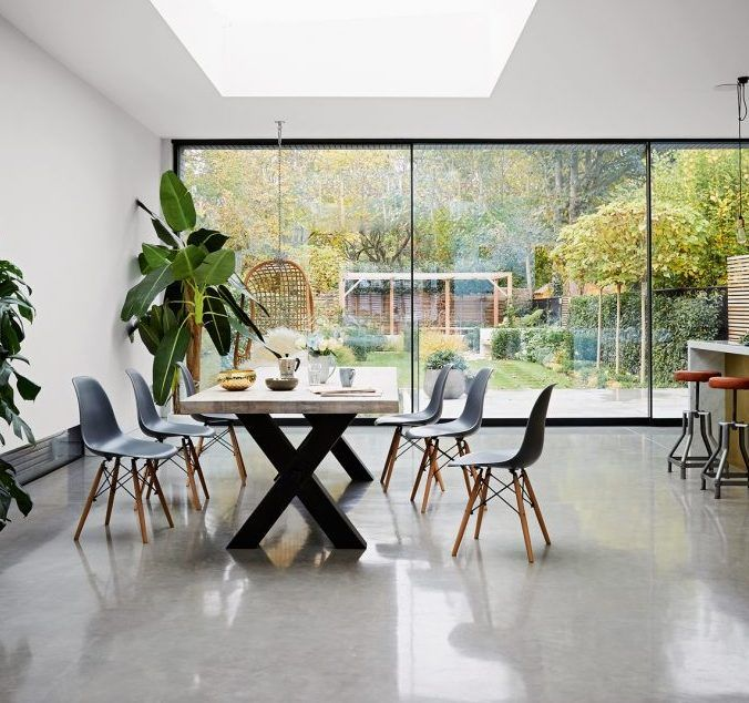 How to use concrete in the home (it's not that hard)
