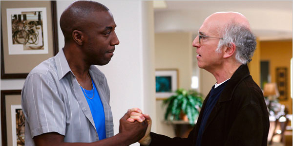 Curb Your Enthusiasm < Larry David and Leon < J.B. Smoove
