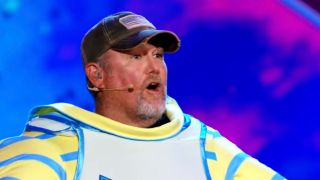 Larry the Cable Guy unmasked as Baby in The Masked Singer