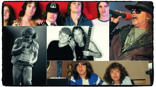 ac/dc through the years