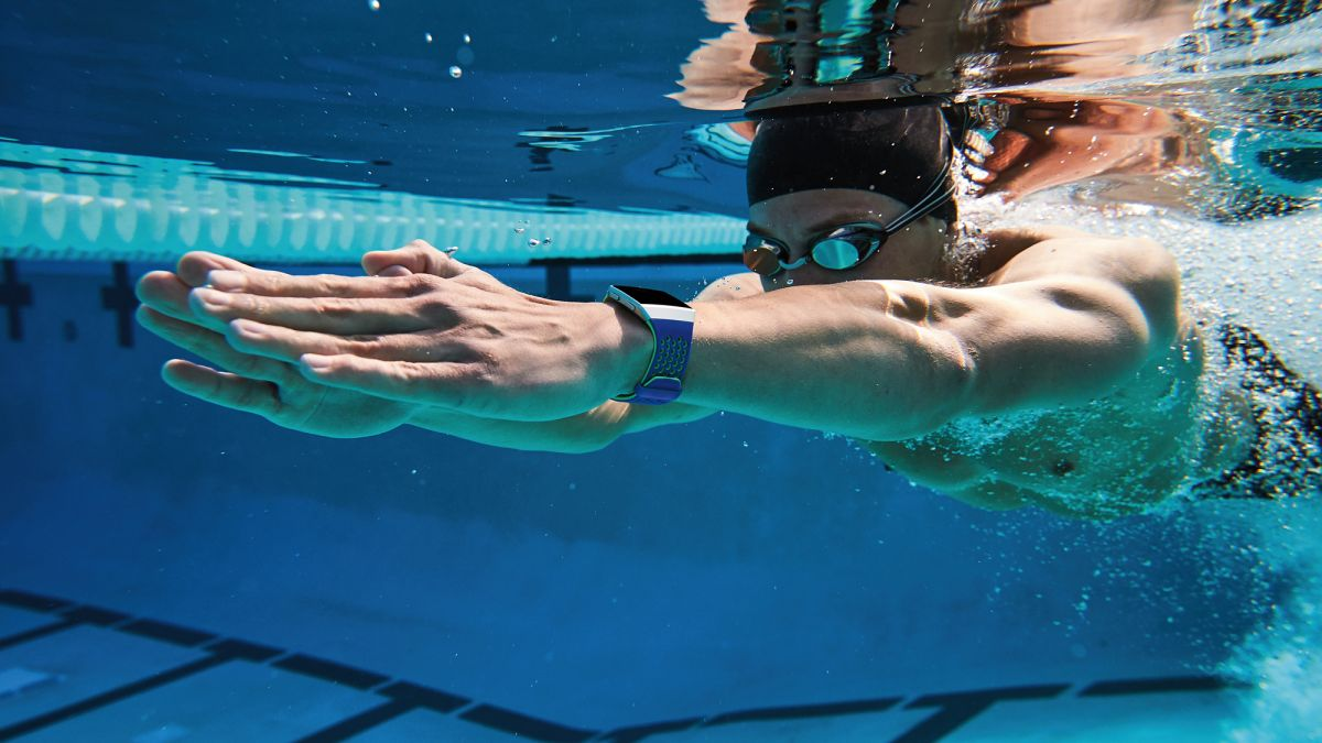 Is your Fitbit waterproof? How to know if your Fitbit tracker can go in the pool