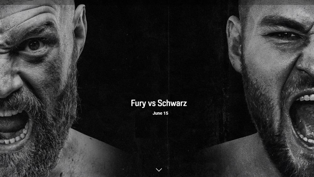 How to watch Tyson Fury vs Tom Schwarz: live stream boxing online