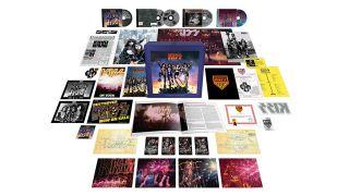 Kiss - Destroyer super deluxe box set