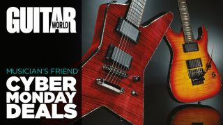 Musician's Friend Cyber Monday 2020: Today's most epic guitar and bass deals