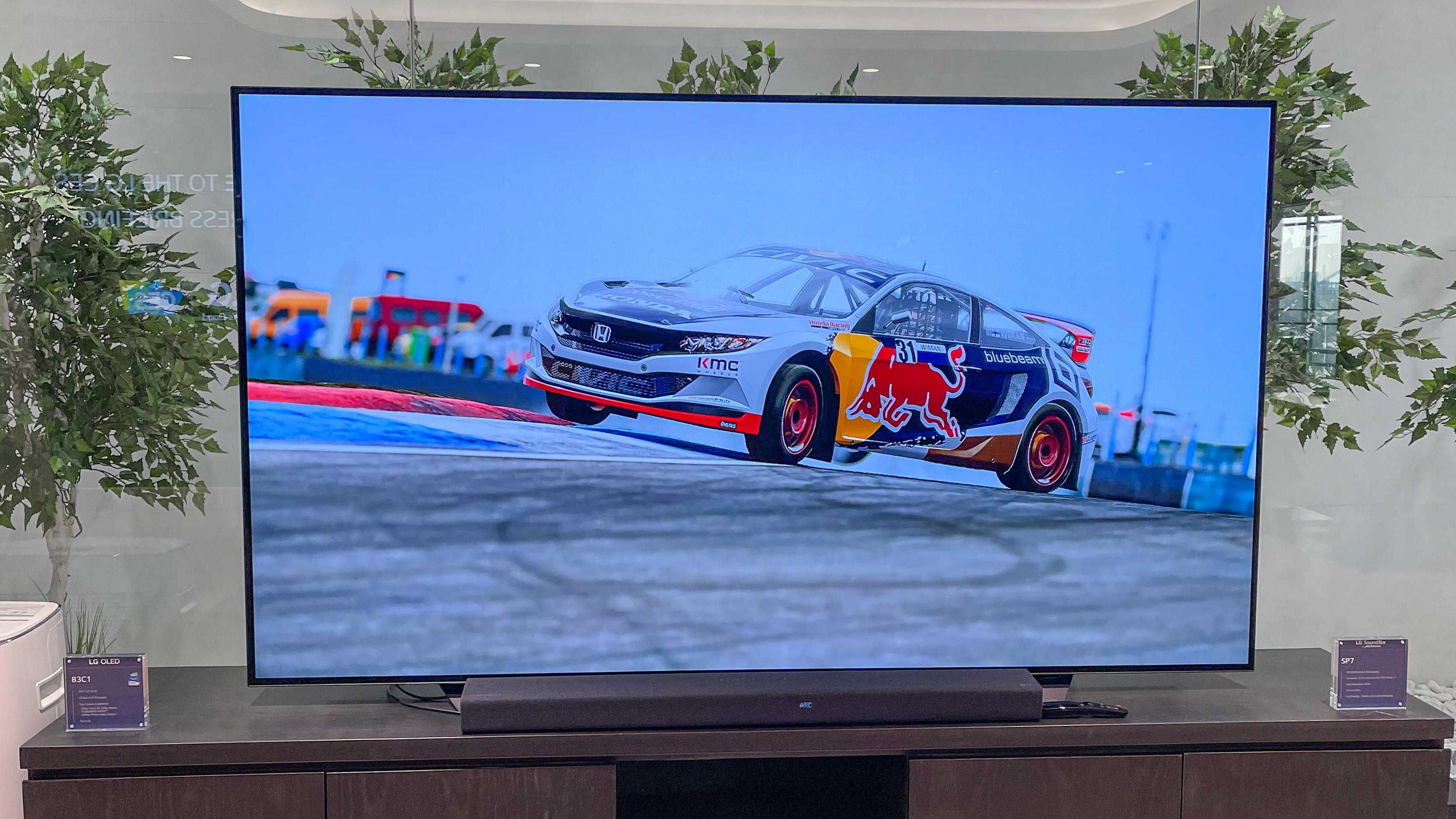 LG C1 OLED TV