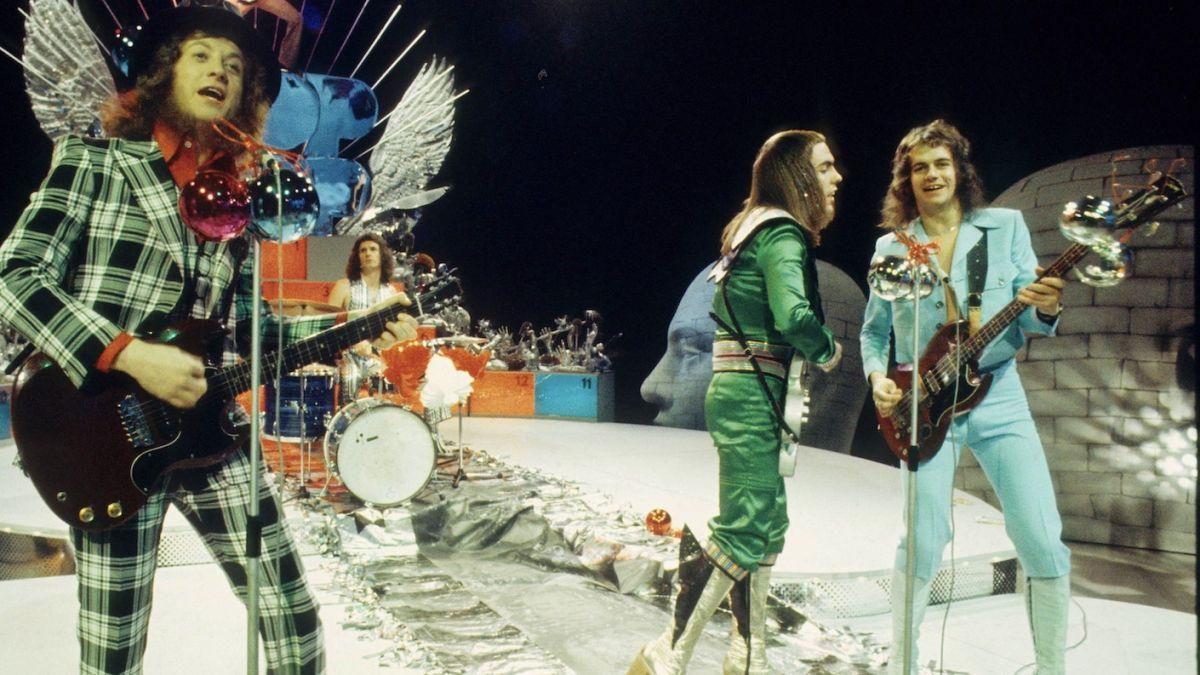 Slade didn't want anyone to hear Merry Xmas Everybody