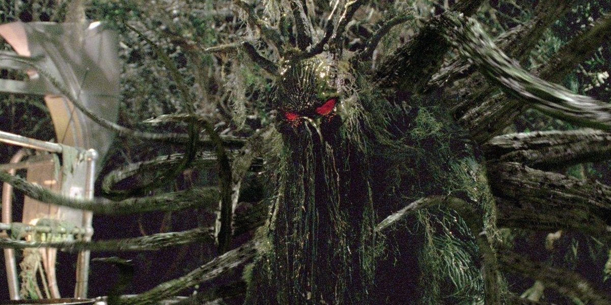 "Man-Thing from its SyFy ""Movie of the Week"" adaptation in 2005"
