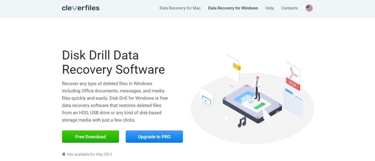Disk Drill data recovery review