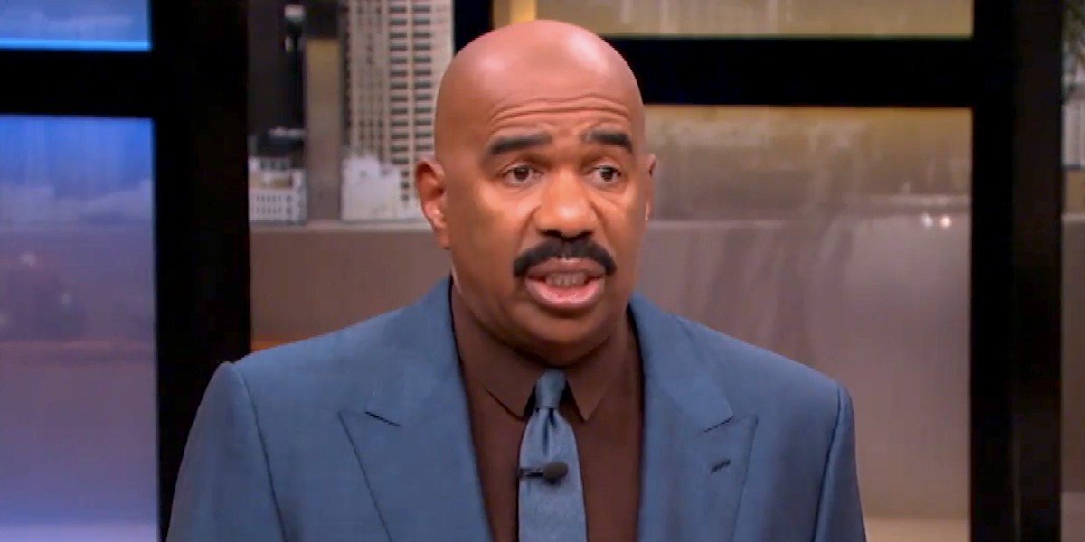 Steve Harvey Gives An A+ Response To Michael B. Jordan Dating His Daughter