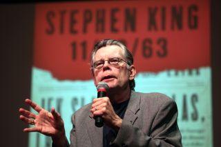 Stephen King write Lisey's Story