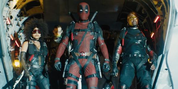 Terry Crews in Deadpool 2