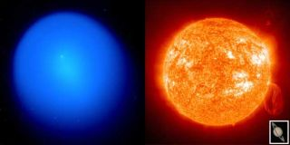 Incredible Comet Bigger than the Sun