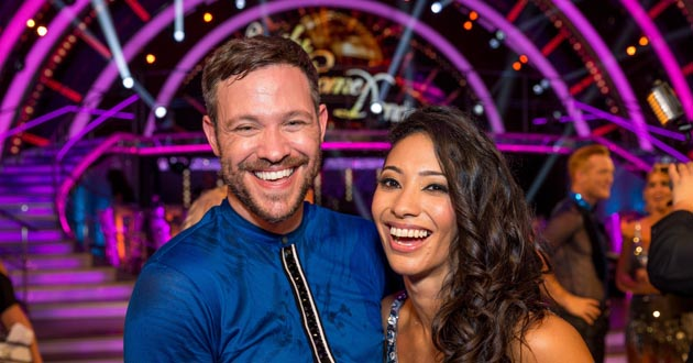 Strictly Will Young and Karen Clifton
