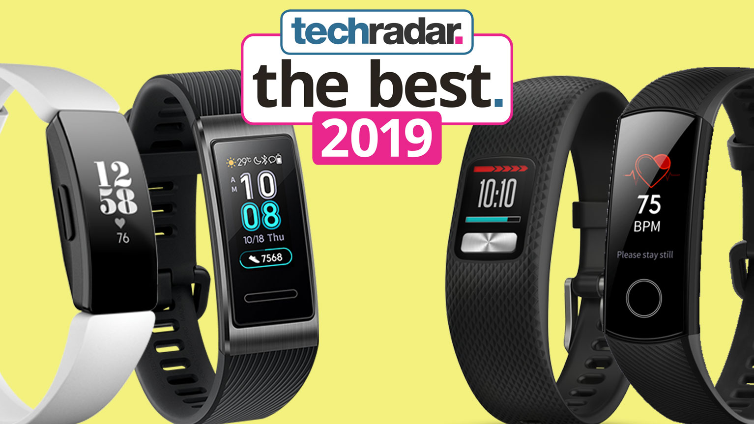 The 10 best cheap fitness trackers: the top affordable sport