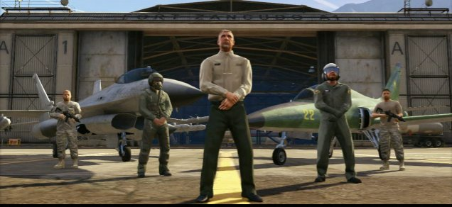 GTA 5 Online Flight School Update Launching Tomorrow With Patch 1.16 #31797