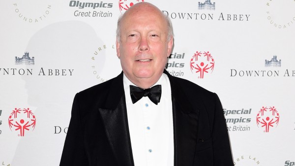Downton Abbey's Julian Fellowes
