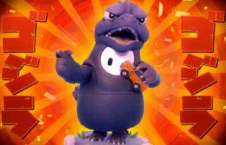 Fall Guys Godzilla