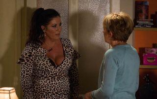 Kat Moon talks to Jean about Hayley.