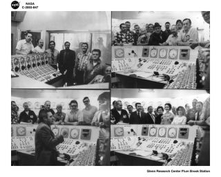 space history, Plum Brook reactor facility, NASA