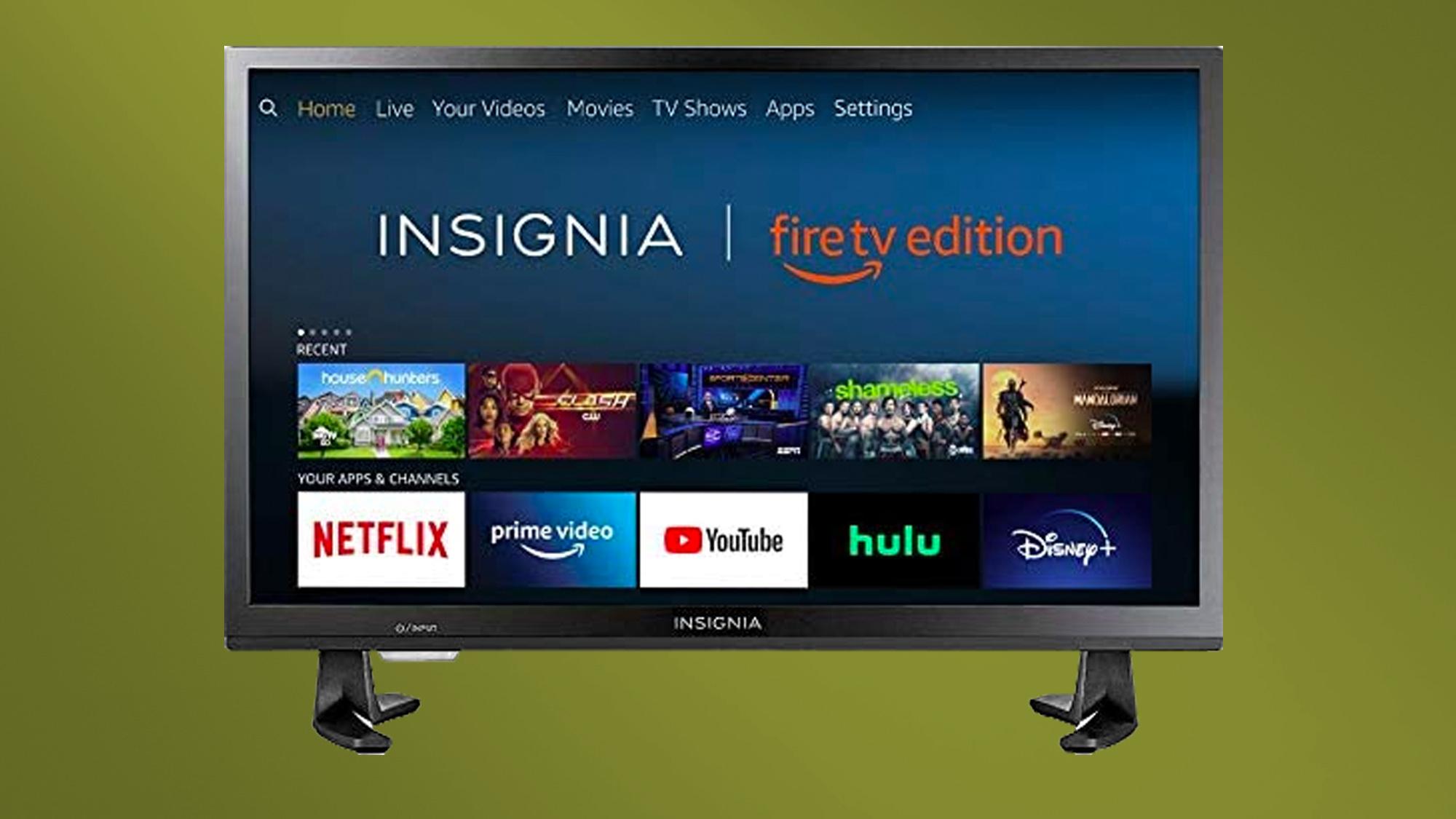 Insignia 32-inch Fire TV