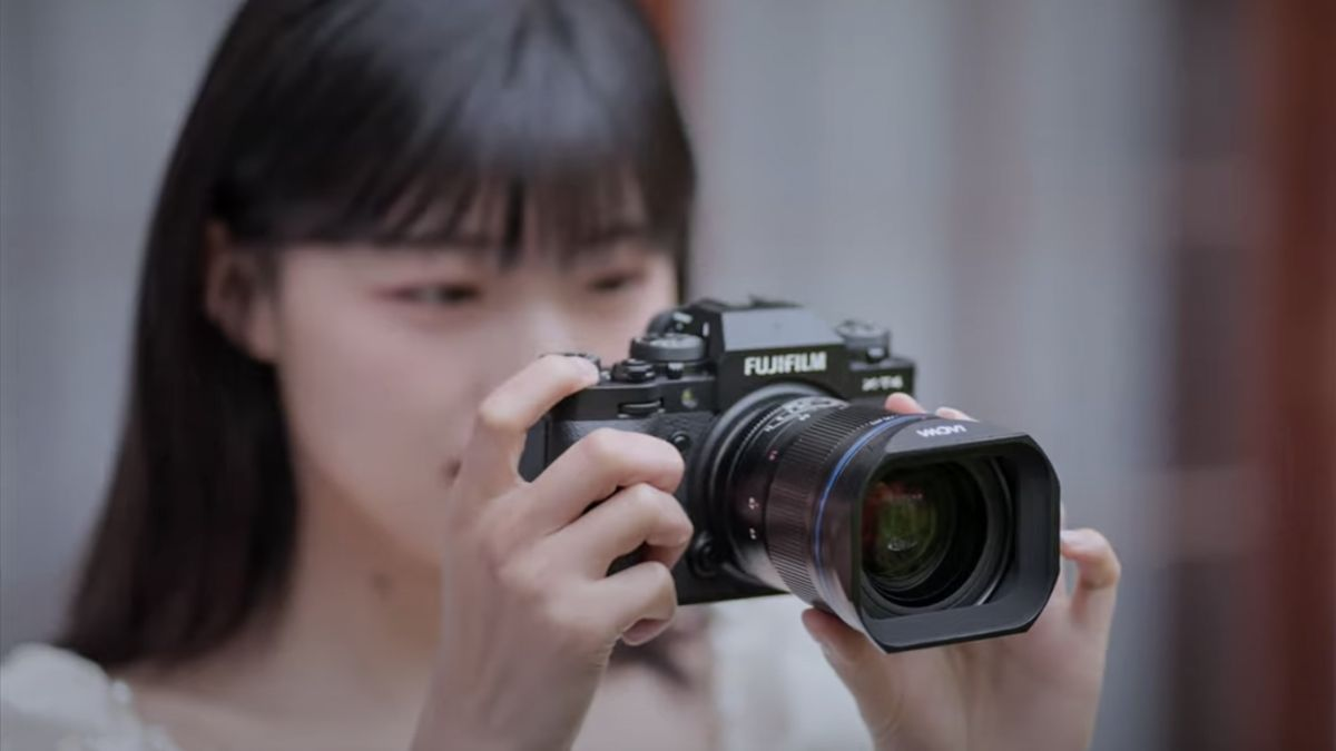 Laowa does what Fujifilm couldn't: here's the 33mm f/0.95 lens in action