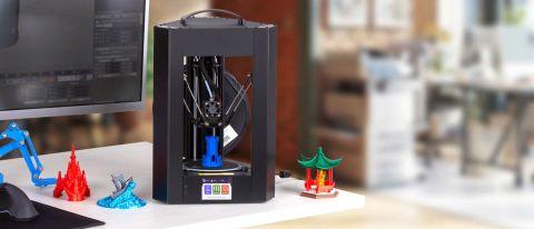 Monoprice Delta Mini V2 3D printer review