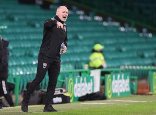 Celtic v Ross County – Scottish Premiership – Celtic Park