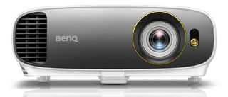 BENQ photo of home cinema projector