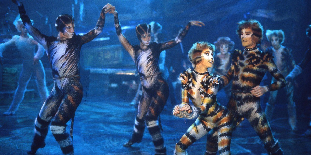 CATS 1998 musical