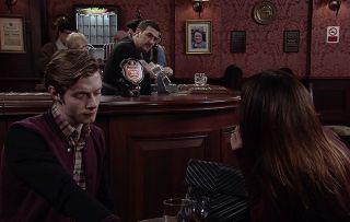 Coronation Street's Rob Mallard: 'Daniel risks Peter's fury when he sleeps with his brother's ex!'