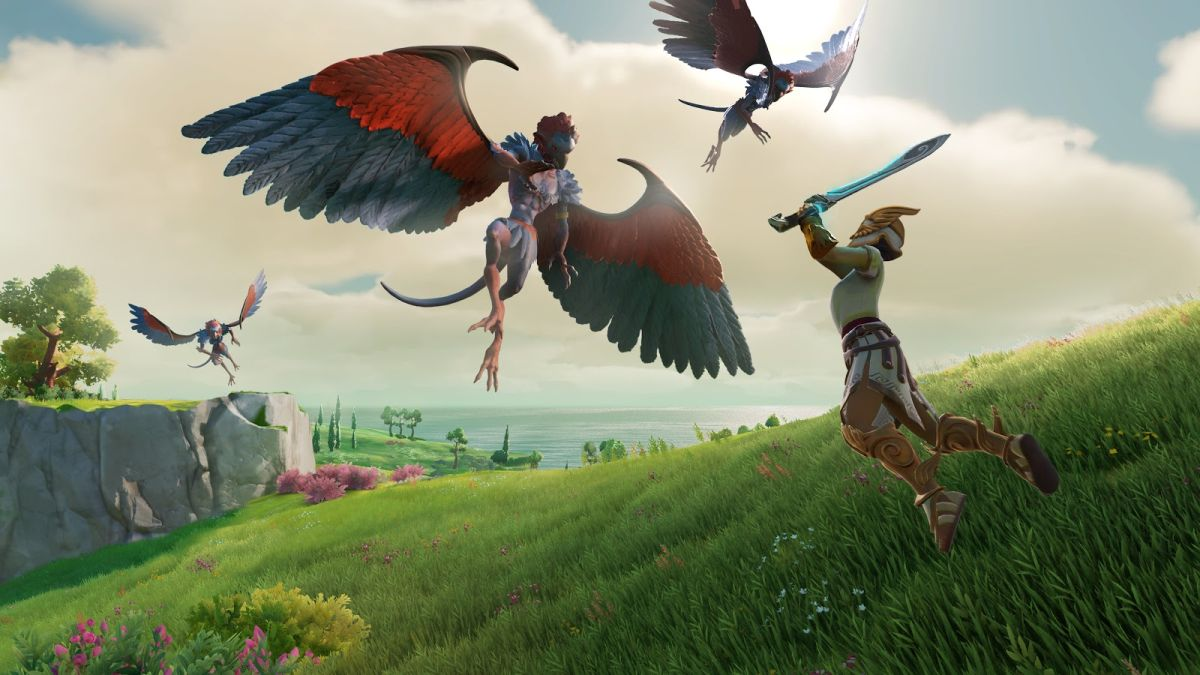 Ubisoft's Gods and Monsters is a 'lighthearted' game narrated by Homer
