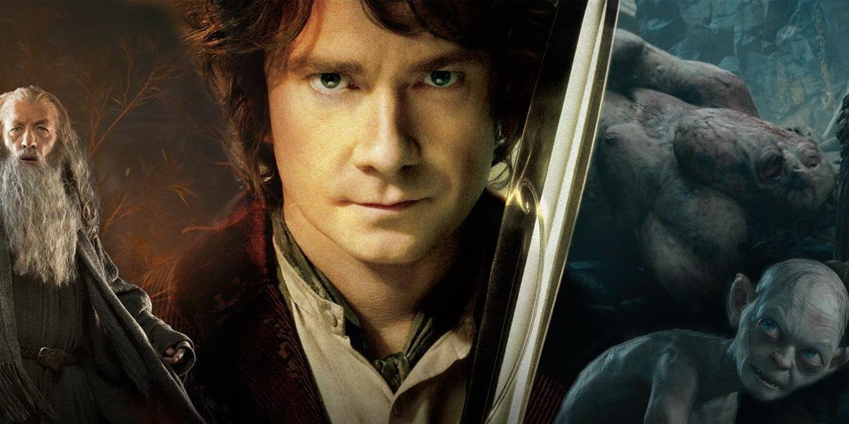 The Hobbit on an unexpected journey