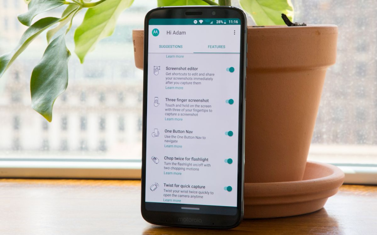 Moto Z3 - Full Review and Benchmarks | Tom's Guide