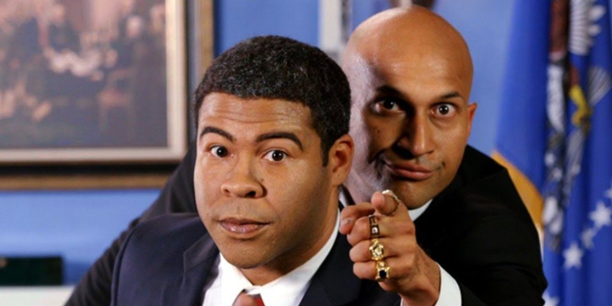 Key and Peele of the show.