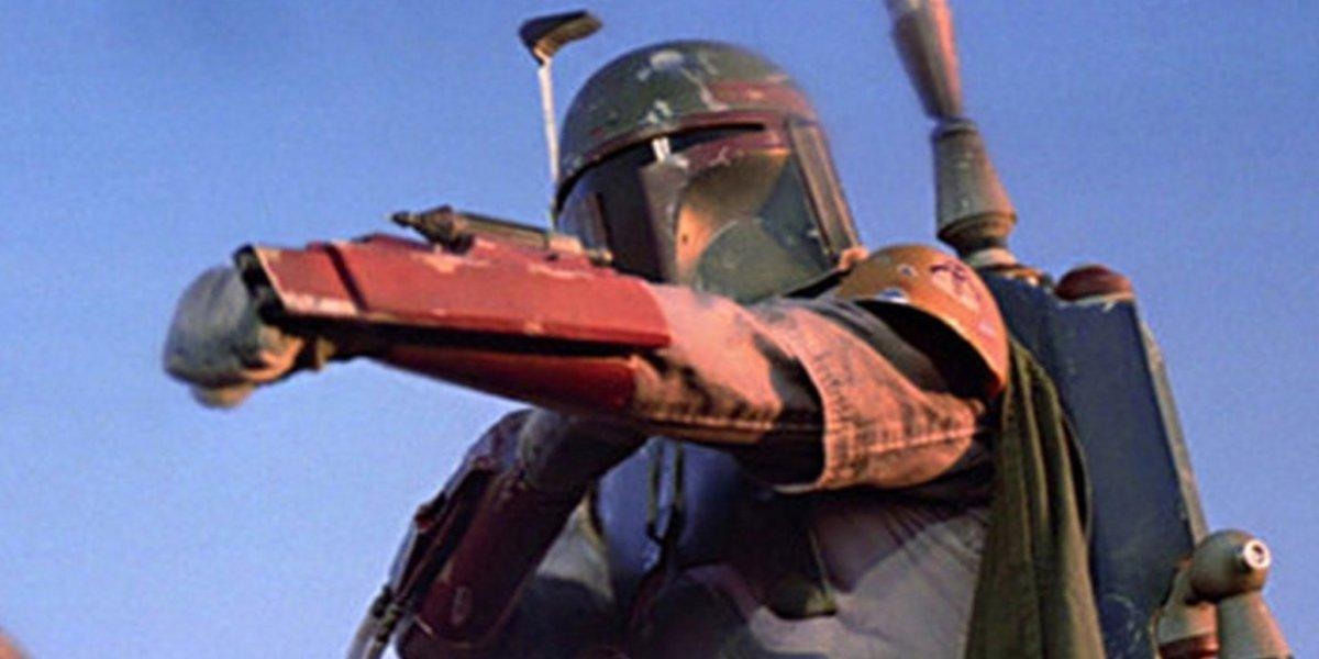 Boba Fett Return Of The Jedi