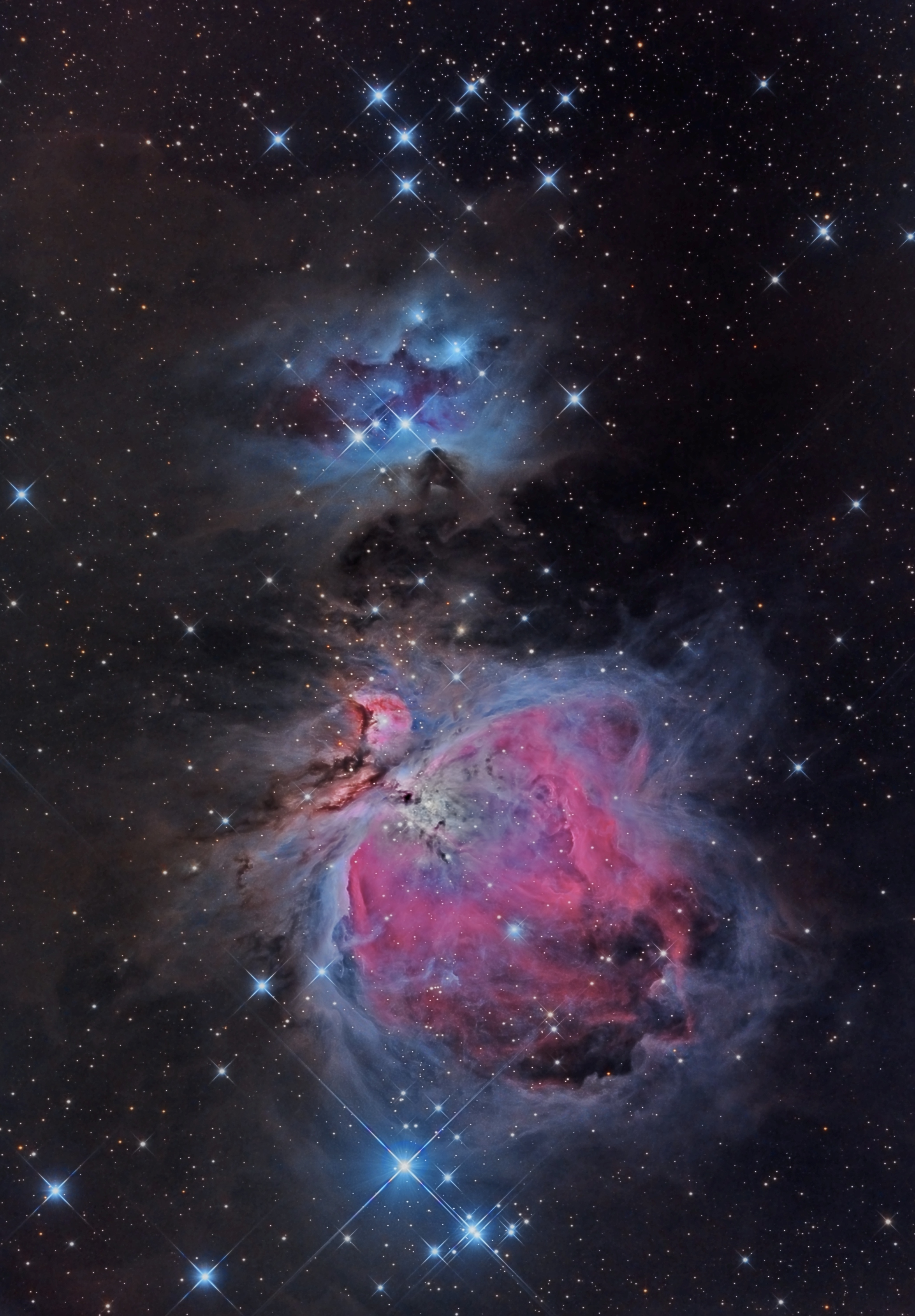Exploring Orion S Wonders Using Mobile Astronomy Apps Space