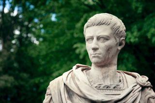 aligula Portrait - Bust of Roman Emperor