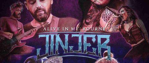 Jinjer - Alive In Melbourne