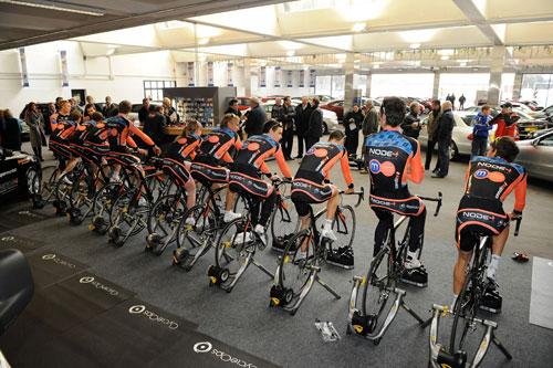 Motorpoints Marshalls Pasta team 2010