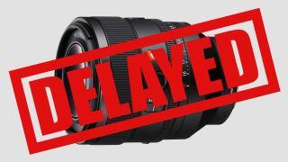Sony FE 50mm f/1.2 GM delayed