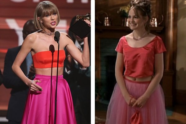 10 Things I Hate About You Prom: Was Taylor Swift Doing A 10 Things I Hate About You