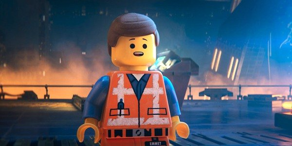 The Lego Movie 2's Emmett Out On DVD