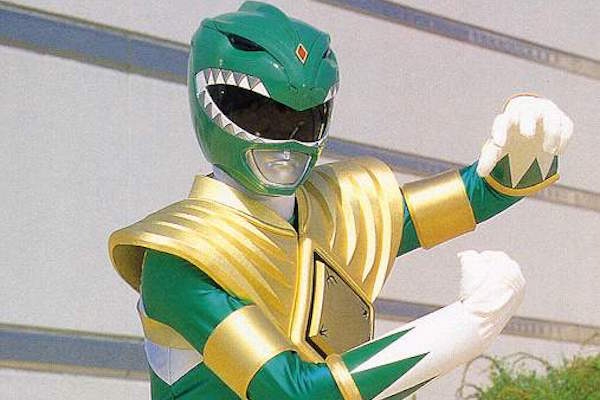 Old School Green Ranger