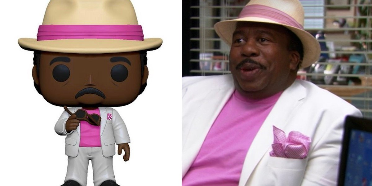 Leslie David Baker as Florida Stanley in The Office