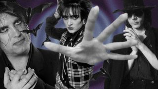 Robert Smith, Siouxsi Sioux, Sisters Of Mercy