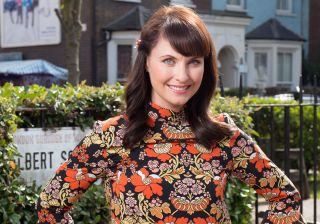 Emma Barton as Honey Mitchell in EastEnders