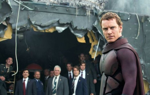 Magneto X-Men: Days of Future Past