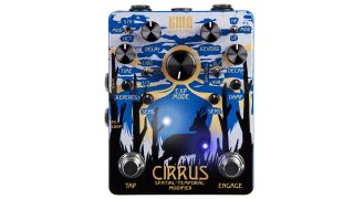 KMA Machines Cirrus ICE Limited Edition Spatial-Temporal Modifier